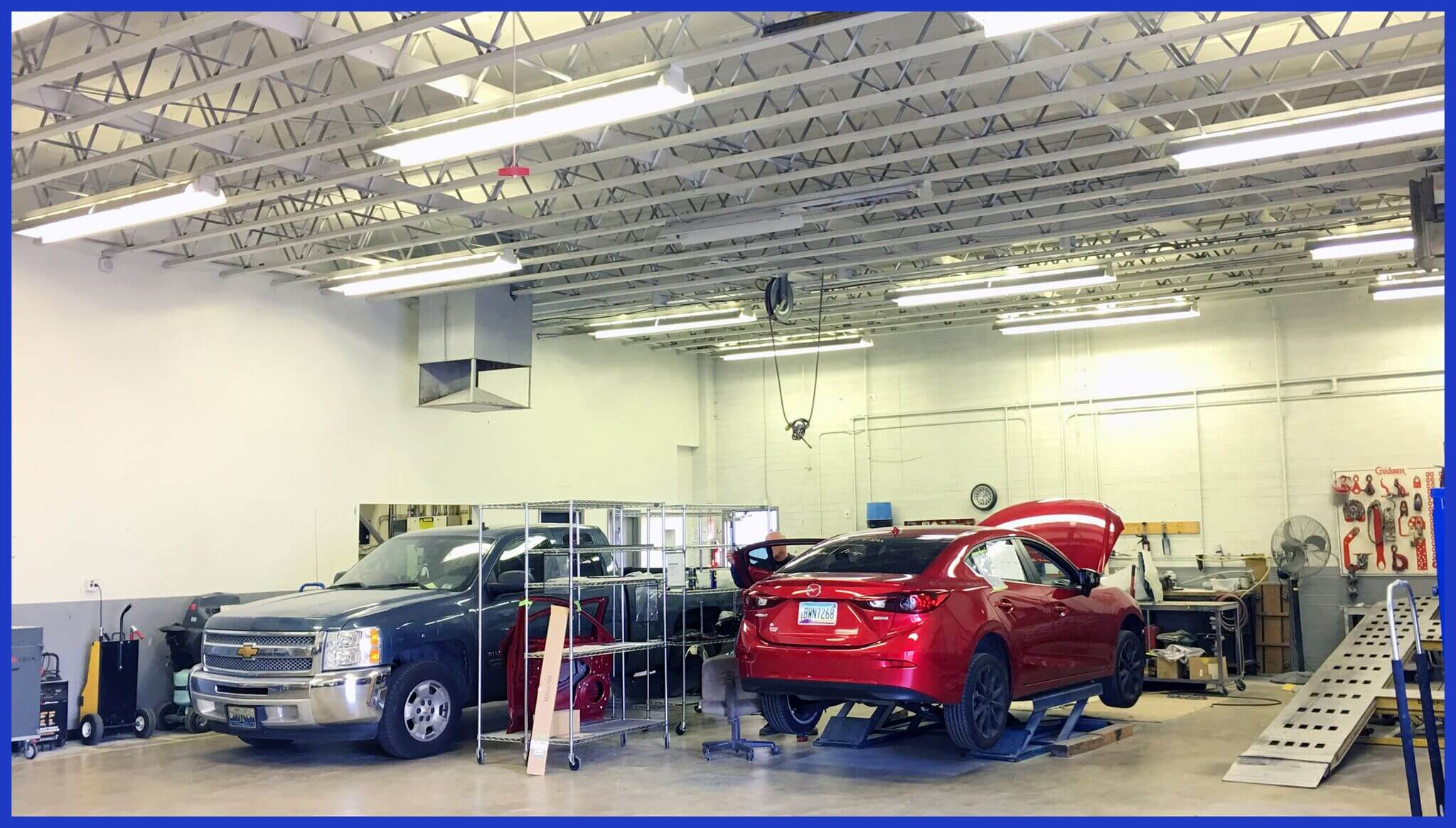 Car Body Repair Shops Near Me >> Sun City Collision Repair Body Shop Automotive Dynamics